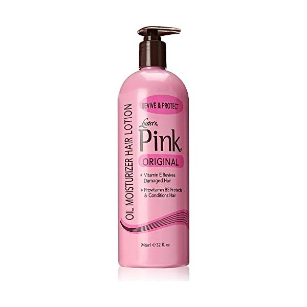 Beauty Shopping Luster's Pink Oil Moisturizer Hair Lotion, 32 Oz