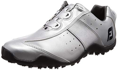 FootJoy ゴルフシューズ EXL SPIKELESS Boa メンズ B07X76NQ67 1枚目