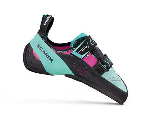 Scarpa Schuhe Vapor V Women Größe 40,5 Dahlia/Aqua