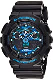 Casio G-Shock Graphic Dial Resin Quartz Men's Watch GA100CB-1A