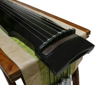 Anfänger Level Paulownia Holz Guqin Zither Chinesisch 7 String Instrument Zhong Ni Style