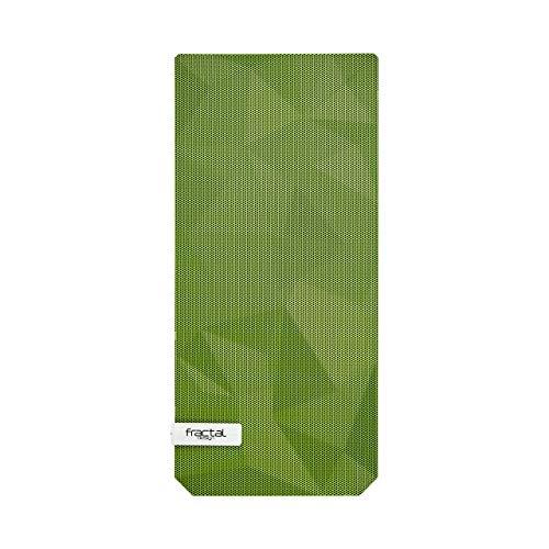 Fractal Design Pannello Meshify C - Pannello di ricambio - Filtro frontale incluso - Adatto a tutte le custodie ATX Meshify C - Filtro anteriore facile da pulire - Facile da installare - Verde