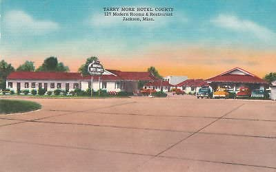 E7147 MS Jackson Tarry More Hotel excellence Courts Postcard Outstanding