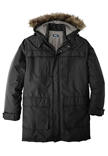 Men's Big & Tall Down & Parka Outerwear