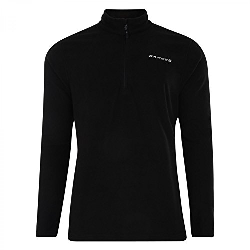 Dare 2b Freeze Dry II FL Polaire Homme, Black, FR : L (Taille Fabricant : L)