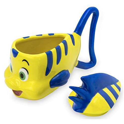 ABYstyle - Disney - The Little Mermaid - Taza 3D - Polochon