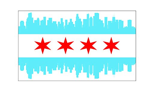 Top 10 chicago stickers for water bottle for 2021
