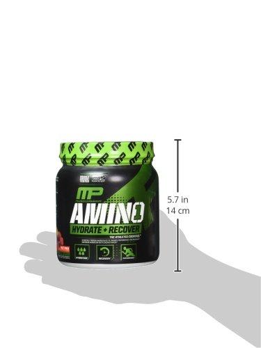 MUSCLE PHARM Amino 1 - 426 g - Fruit Punch - 41VhtS39xTL