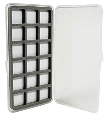 Kingfisher Ultra Slim 18 Compartment Magnetic Back Fly Box