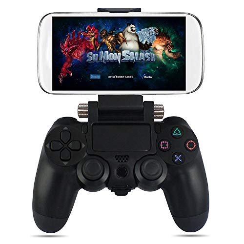 Thrivinger Controller di Gioco Wireless Bluetooth Compatibile con Telefoni Android iPhone 6 / S /, iPhone 7 / S /, iPhone 8 / S/Playstation DUALSHOCK 4 Cartella Controller