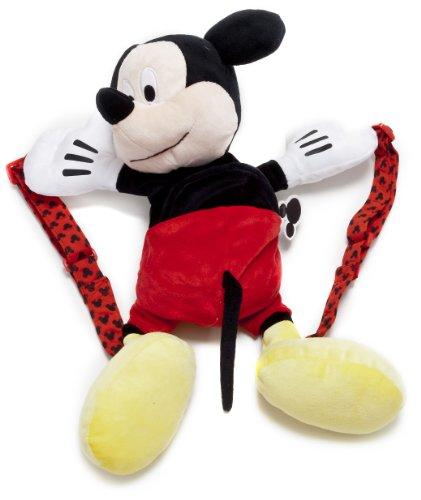 Joy Toy 1100730: Mochila de Peluche con diseño de Mickey  40 cm