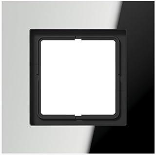 Jung ls plus - Marco embellecedor simple 115x115mm cromado
