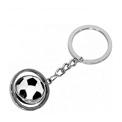 TradeShop - Set 12 Pezzi BOMBONIERA BOMBONIERE Pallone Palla Calcio 3D CC39851 Portachiavi - 15286