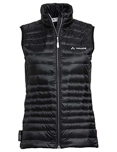 VAUDE Damen Weste Kabru Light IV, black, 44, 41592