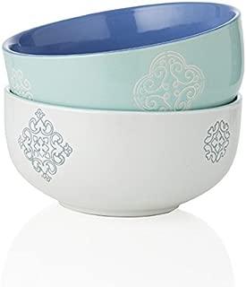 Brandani 53013/Alleluia piccola ciotola in porcellana multicolore set 2/pezzi