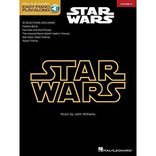 Star Wars (Easy Piano) Piano +Enregistrements Online