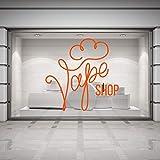 YuanMinglu Elektronische Zigarette wandaufkleber Shop Zeichen Shop Vinyl Fenster Shop Applique...