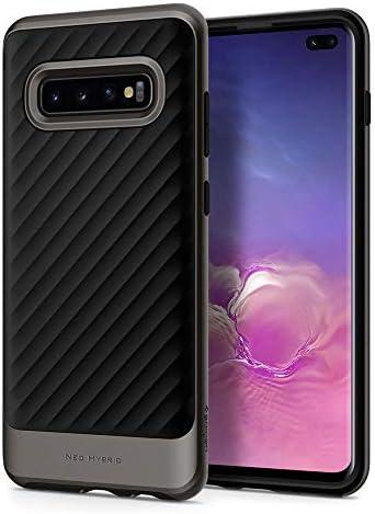Spigen Neo Hybrid Designed for Samsung Galaxy S10 Plus Case 2019 Gunmetal product image