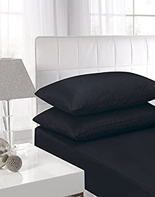 NIYS Luxury Bedding 100% Egyptian Cotton Flat Sheets