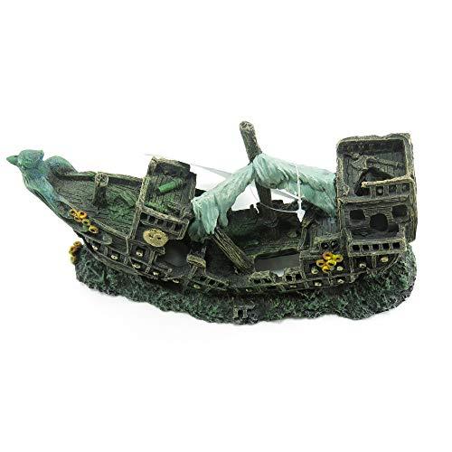 Trixie 87816 Schiffswrack, 23 cm