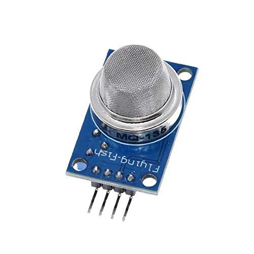 Modulo electronico Módulo De Detección Del Sensor Salvaje MQ135 MQ135 Aire Calibre