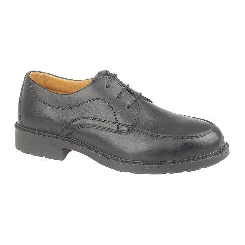 Amblers - Zapatos de Trabajo de Seguridad Gibson FS65 para Chico Hombre (45 EU) (Negro)
