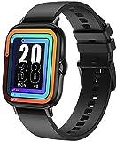 ANSUNG Smartwatch, Orologio Fitness Uomo Donna Activity Tracker, Bluetooth Chiamata,...