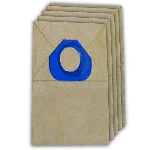 Spares2go papier Sacs à poussière pour aspirateur Nilfisk (lot de 5)