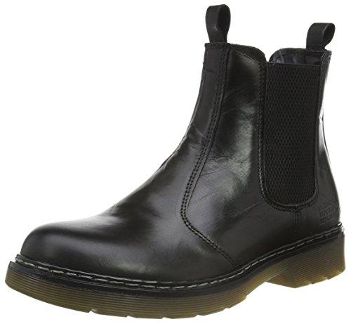 Bullboxer Damen 875M76143A Chelsea Boots, Schwarz (2495), 36 EU