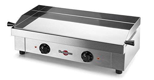 Krampouz GECIF2AO barbecue électrique en Acier...