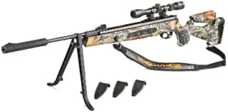 Hatsan 125 Sniper Air Rifle Combo, Camo air rifle