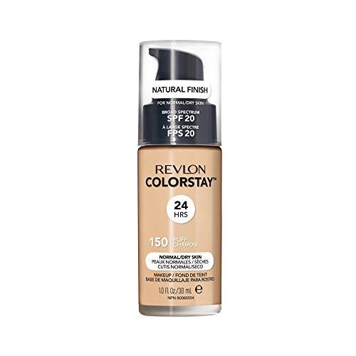 REVLON ColorStay Makeup For Normal/Dry Skin, Buff, 1 Fl. Oz (Pack of 1) (309975415025)