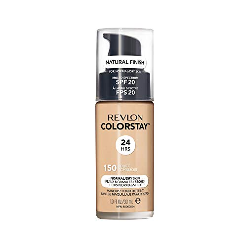 REVLON ColorStay Makeup For Normal/Dry Skin, Buff, 1 Fl. Oz (Pack of 1) (309975415025)