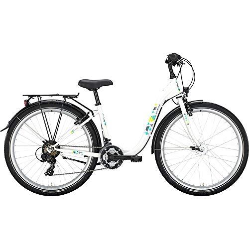 Noxon ATB Aurora ND Wave 24Zoll RH 36cm Chrystal White Fahrrad