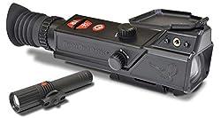 NightShot Night Vision Rifle Scope with IR850-NS Illuminator