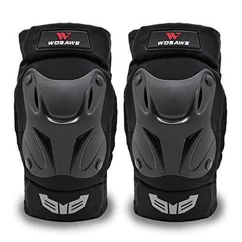 Explopur Gomitiere per Motociclisti per Adulti - Protezioni per Gomiti Equipaggiamento Protettivo Sportivo per Pattinaggio Snowboard Sci