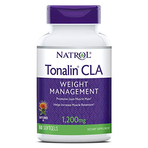 NatrolTonalin CLA 1200mg (60) 90 g 60 Unidades