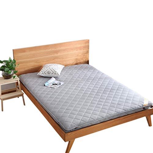 WYBF Folding Tatami Materasso Materasso Letto futon Molto Spesso Materasso Tradizionale Japanese Multiuso Addensare Mantieni Caldo Materasso Cottone/Poliestere
