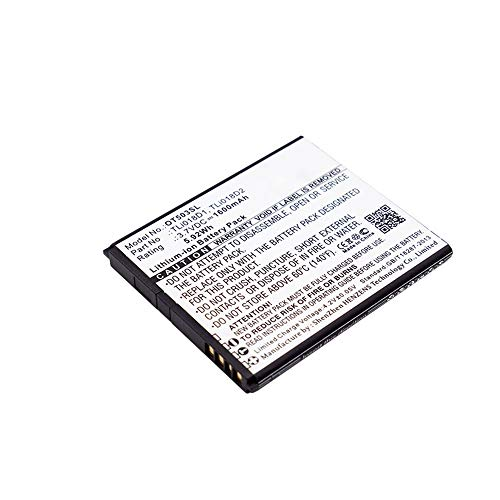 subtel® Batería Premium Compatible con Alcatel One Touch Link Y858 / Y858V / One Touch Pop 3 5