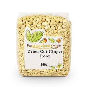 Buy Whole Foods Ginger Root Cut Nippon regular Selling and selling agency 250g Dried