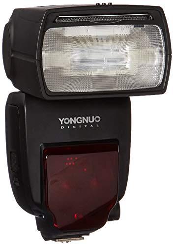 Yongnuo YN685°C (Zoom 200mm, E-TTL Flash con Hot Shoe, AA)