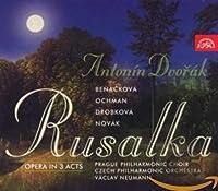 ドヴォルザーク:歌劇「ルサルカ」(全曲) (3CD)
