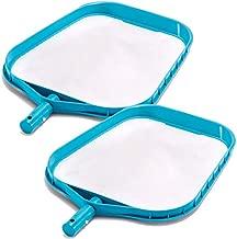 Intex Leaf Skimmer Mesh Pool Spa Hot Tub Cleaner Leaf Rake Net 2 Pack