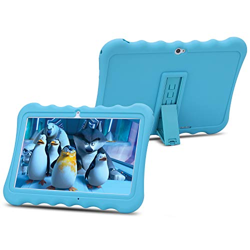 10 inch Kids Tablet PC Android 6.0 3G GSM IPS 1280800P 5.0M Rear and 2.0M Front Cameras Dual SIM Card Slots 1GB RAM 16GB Storage Quad-core 1.3GHZ