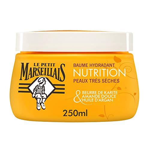 Le Petit Marseillais Karite Almendras und Arganöl Maske 2 - Herren, 1er Pack (1 x 250 ml)