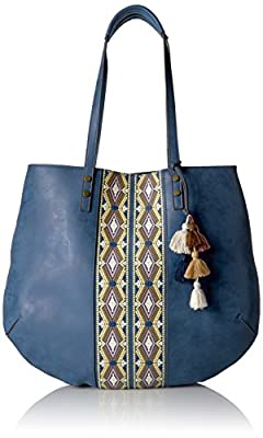 T-Shirt & Jeans Willow Harbor Tote