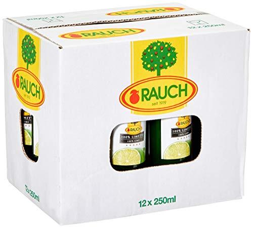 Rauch Culinary Limettensaft 100% (12 x 0,25 l)
