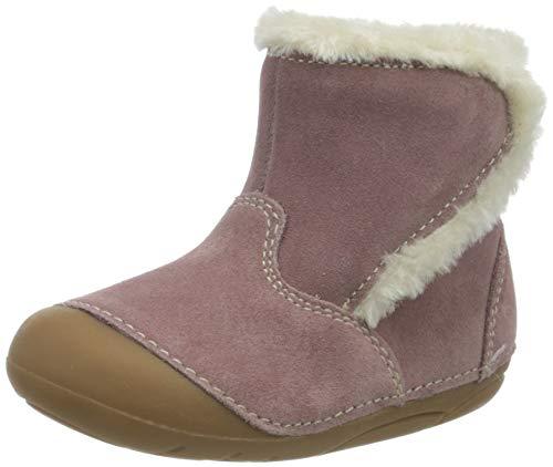 Lurchi Baby-Mädchen FELIA Sneaker, Wildberry, 18 EU