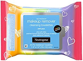 Neutrogena Makeup Remover Cleansing Face Wipes