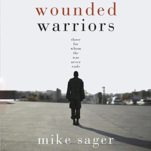 Wounded Warriors audiobook cover art